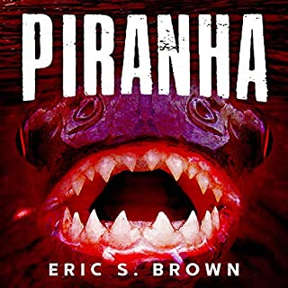 Piranha cover art
