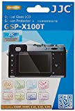 JJC Gspx100t trempé dureté de 9H Protection d'écran en Verre Optique pour Appareil Photo Fujifilm X100T (Clair)