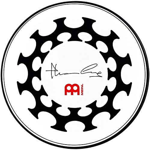 """Meinl Cymbals MPP-12-TL - Pad per allenamento per batteria, design Thomas Lang, 12"""" (30,48 cm)"""