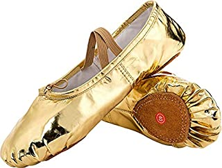Best gold ballet shoes for girls Reviews