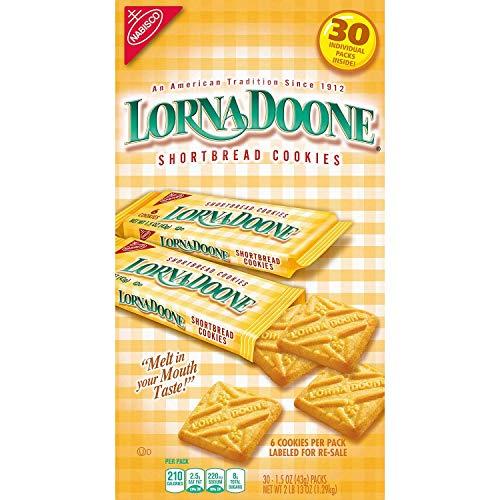Nabisco Lorna Doone Shortbread Cookies - 30 Ct. - SCS