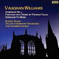 Vaughan Williams: Symphony No. 5; Fantasia on a Theme by Thomas Tallis (2007-04-24)