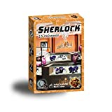 GDM Games- Sherlock: 13 rehenes, Color Naranja (GDM133)