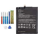 E-YIIVIIL BN37 Batería de repuesto compatible con Xiaomi Mi Redmi6 Redmi 6 Redmi 6A con kit de...
