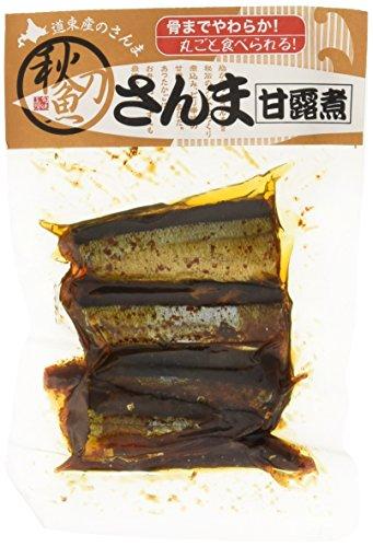 山徳食品 さんま甘露煮 150g×10個