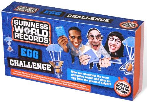 Guinness World Records Egg Challenge