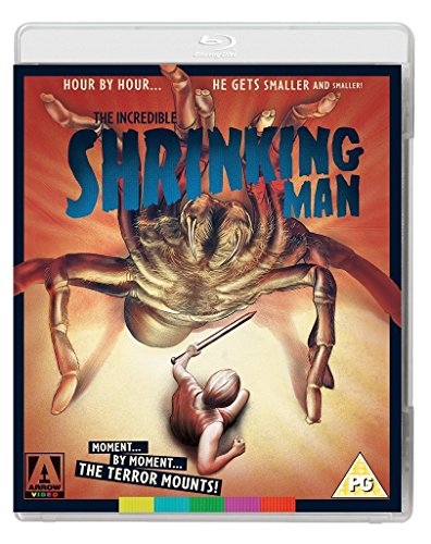 The Incredible Shrinking Man [Blu-ray] [UK Import]