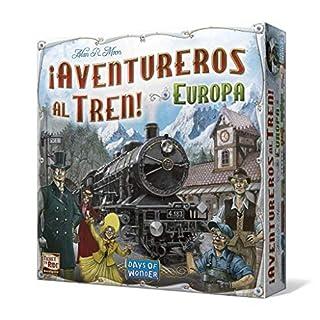 Days of Wonder - Aventureros al Tren, juego de mesa (LFCABI127) (B004OE9NE2) | Amazon price tracker / tracking, Amazon price history charts, Amazon price watches, Amazon price drop alerts