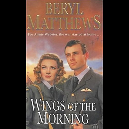 Wings of the Morning audiobook cover art