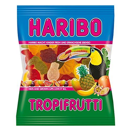 Haribo Tropi - Frutti Gummi Candy 200 g