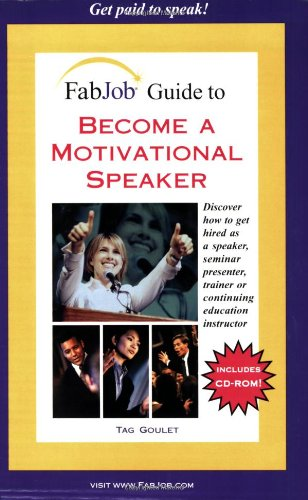 FabJob Guide to Become a Motivational Speaker