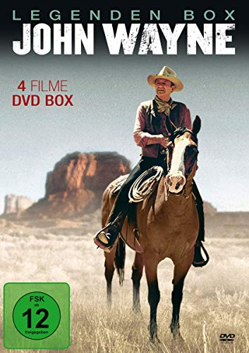 John Wayne - Legenden Box