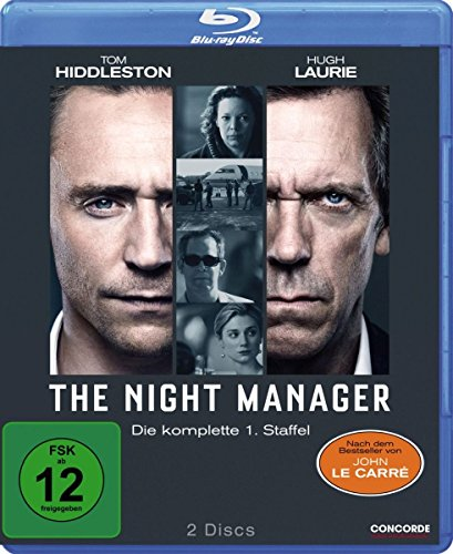 The Night Manager - Die komplette 1. Staffel [Blu-ray]
