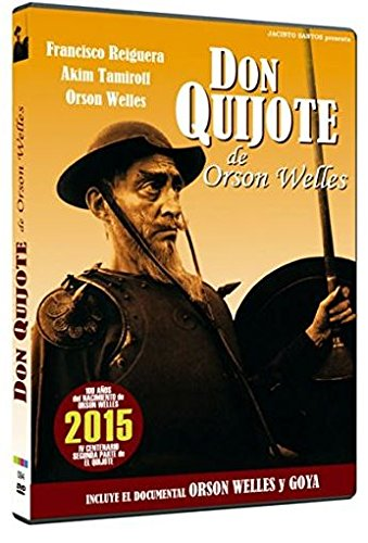 Don quijote de Orson Wells [DVD]