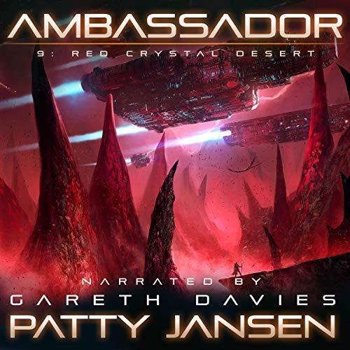 Couverture de Ambassador 9