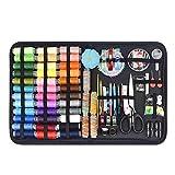 Beaums Mano de Costura Kit de Costura Inicio Viajar reparación de Tela Set DIY Fuentes de Costura Color al Azar