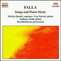 Songs & Piano Music