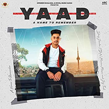 Yaad (A Name To Remember)