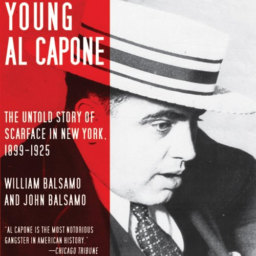 Young Al Capone audiobook cover art