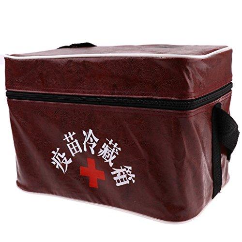 Gazechimp Boîte De Refroidisseur De Glace De Boîte De Stockage du Réfrigérateur