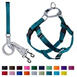 2 Hounds Design Freedom No-Pull Dog Harness and...