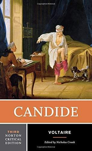 Candide (Third Edition) (Norton Critical Editions) by Voltaire (2016-04-15)