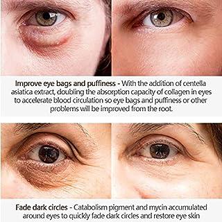 Anti -Age Wrinkle Eye Cream Moisturizing Crocodile Serum Remover Dark Circles Against Puffiness Bags Skin Care