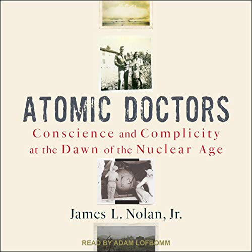 Atomic Doctors  By  cover art