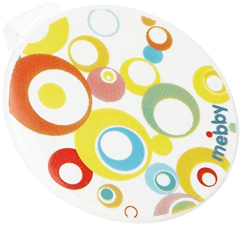 Mebby Clip Attache Sucette avec Dessin à Cercles