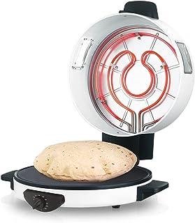 Saachi 30cm Roti/tortilla/pizza Maker - Nl-rm-4979, White