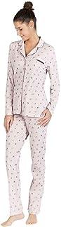 Pijama Camisero Palomitas