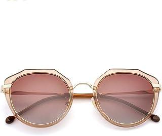 4ffbebbb5d Marco Completo Polarizado De Gama Alta Gafas De Sol De Las Mujeres Que  Conducen Gafas De