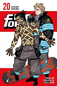 Fire Force Edition simple Tome 20