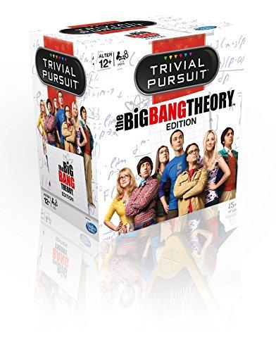 Trivial Pursuit The Big Bang Theory - Das Quiz mit 600 Fragen rund um deine Lieblingsnerds! | Wissensspiel