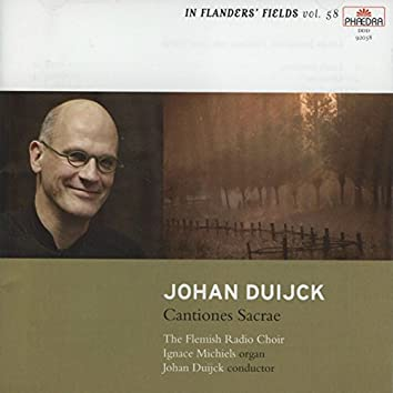 In Flanders' Fields Vol. 58: Johan Duijck - Cantiones Sacrae