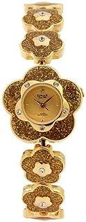 اوماكس ساعة رسمية نساء انالوج بعقارب معدن - 00JES768G001
