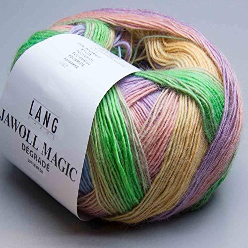 100 g Sockenwolle Jawoll Magic Degradé, Fb. 55