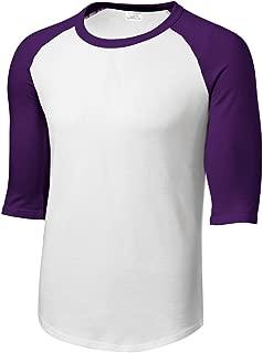 Best purple baseball t shirt Reviews