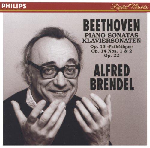 ベートーヴェン:ピアノ・ソナタ第8番《悲愴》、第9 - 11番