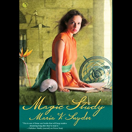 Magic Study cover art