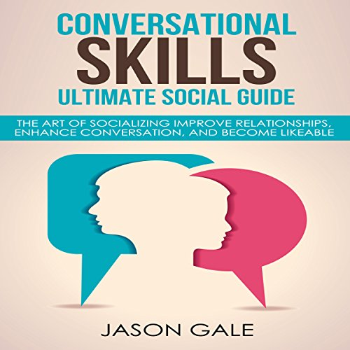 Conversational Skills Ultimate Guide cover art