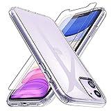 Wili Coque iphone 11 Magnétique Métal étui Protection à 360 Degrés Antichoc