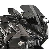 Puig 9408F RACING SCREEN [DARK SMOKE] Kawasaki Ninja 1000 (17-19) プーチ スクリーン カウル