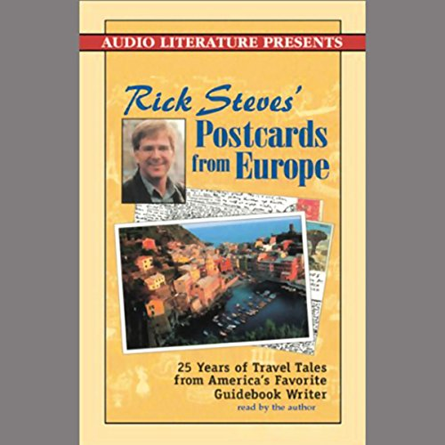 Rick Steves' Postcards from Europe cover art