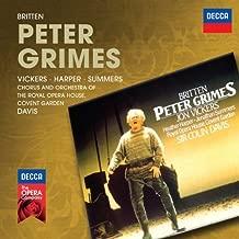 Britten: Peter Grimes by Jon Vickers