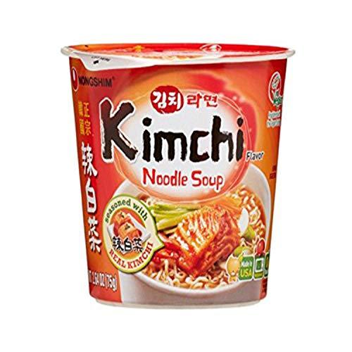 Nongshim, Kimchi Cup Noodle, 2.64 oz