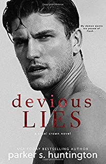 Devious Lies: A Standalone Enemies-to-Lovers Romance (Cruel Crown)