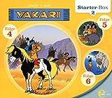 Yakari - 'Starter-Box 2' - Folge 4 bis 6, Die Original-Hörspiele zur TV-Serie