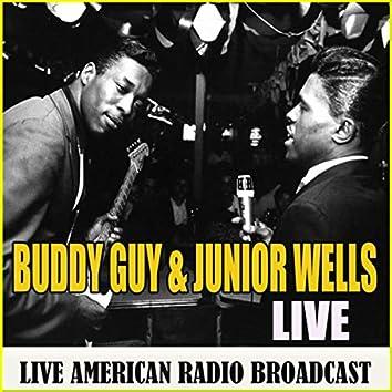 Buddy Guy & Junior Wells  Live (Live)