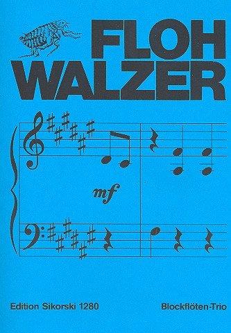 Floh-Walzer - Recorder - Buch